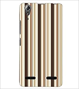 PrintDhaba Pattern D-5268 Back Case Cover for LENOVO A6000 (Multi-Coloured)