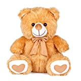 Kuddles-Angel-Teddy-38-Cm-By-Ultra-Brown