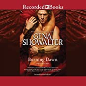 Burning Dawn | Gena Showalter