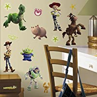 RoomMates Toy Story Peel & Stick Wall Decals