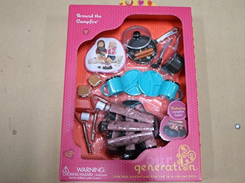 Our-Generation-Around-the-Campfire-Fun-Camping-Accessories-Set-for-18-Dolls