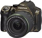 PENTAX デジタル一眼レフ K-30 18-135レンズキット シルキーグリーン(受注生産約2週間) K-30LK18-135 S-GR