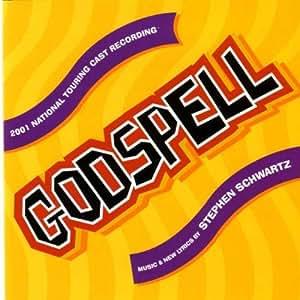 SOUNDTRACK/CAST ALBU - GODSPELL - 2001 REVIVAL CAST ALBUM