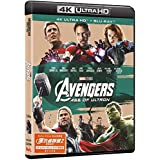 The Avengers 2: Age Of Ultron (4K UHD + Blu-Ray) (Hong Kong Version / Chinese subtitled) ?????2: ????