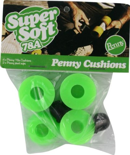 Buy Penny Skateboard Wheel Cushions Set of Two Bushings 78a by Penny