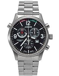 Junkers  G-38  Alarm, Chronograph Titanium Watch 6296M-2