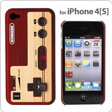 [Softbank iPhone 4[S]専用]FLASHBACKS Old-School ハードケース (コントローラー)【ジャケット/カバー】【ゲームコントローラー】【フラッシュバック/オールドスクール】【スマートフォン/アイフォン/アイフォーン】