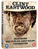 Clint Eastwood - Westerns Triple (Unforgiven, Pale Rider, Outlaw Josey Wales) [Import anglais]
