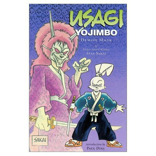 Demon Mask (Usagi Yojimbo, book 14) (v. 14) (Horse Mask Price)