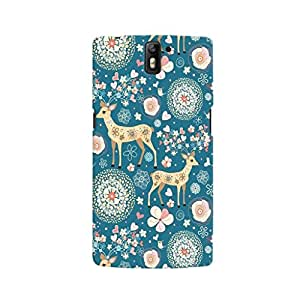 GoTrendy Back Cover for One Plus One
