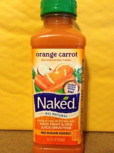 Naked Orange Carrot 15.2 Fl Oz - 2 Pack - front-69138
