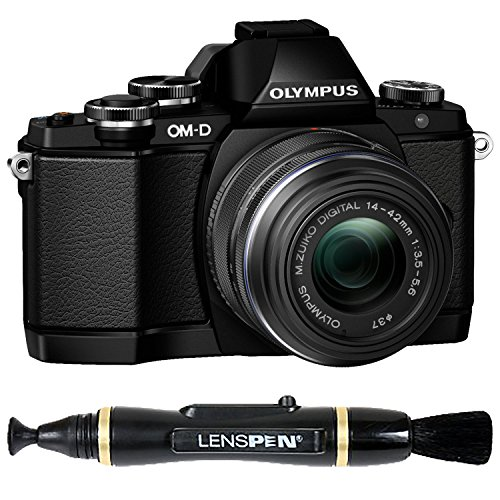 Olympus OM-D E-M10 Mirrorless Photo