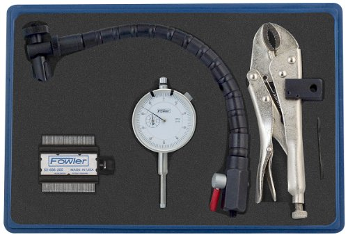 Fowler  72-520-700 Anyform and Rotor Combo Kit