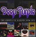Deep Purple - Complete Album 1970-1976 (10 Discos) [Audio CD]<br>$1674.00