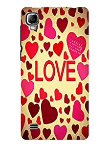 TREECASE Designer Printed Soft Silicone Back Case Cover For Reliance Jio Lyf Flame 3