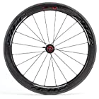 Zipp 404 Firecrest Tubular Rear Wheel SRAM/Shimano Beyond Black