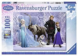 Disney Frozen Ravensburger Puzzle XXL 100 Pieces from Ravensburger