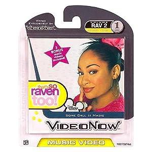 Videonow Personal Video Disc Volume RAV 2-Thats So Raven Too!-Some Call It Magic