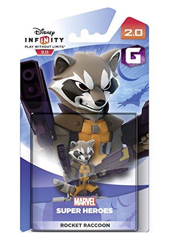 Disney Infinity 2.0: Einzelfigur - Rocket Raccoon - [alle Systeme]