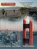 City Tour West Los Angeles, Las Vegas and San Francisco