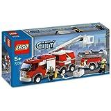 Lego - City - jeu de construction - Le camion des pompiers