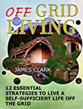 Off Grid Living: 12 Essential Strategies To Live A Self-Sufficient Life Off The Grid (Off Grid Living books, off grid homestead, off grid power)