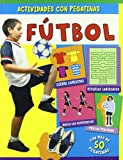 img - for actividades pegatinas futbol mcmilla book / textbook / text book