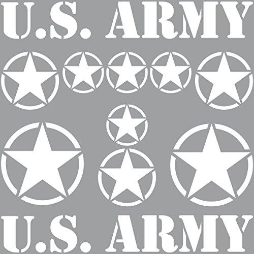 etoiles-inscription-us-army-mp-tuning-autocollants-tatouage-la-cut-film-decoratif-adhesif
