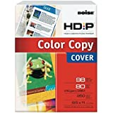 "Boise HD:P Color Copy Cover Paper, 98 Bright, 250 Sheets/Pack, 11"" x 17"", 80 lb."