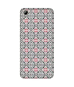 Mosaic Paint HTC Desire 626 Case