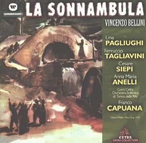 Bellini, Pagliughi, Anelli, Siepi, Capuana, Tagliavini - Bellini: La