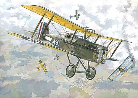 RAF S.E.5a w / Wolseley Viper (1:72)