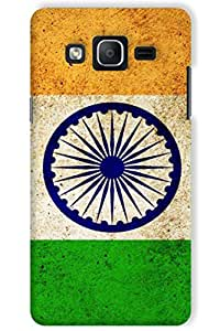 IndiaRangDe Hard Back Cover FOR Samsung Galaxy On7 G6000