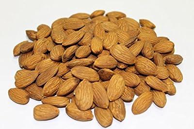 California Raw Almonds - NUTS U.S. from NUTS U.S.