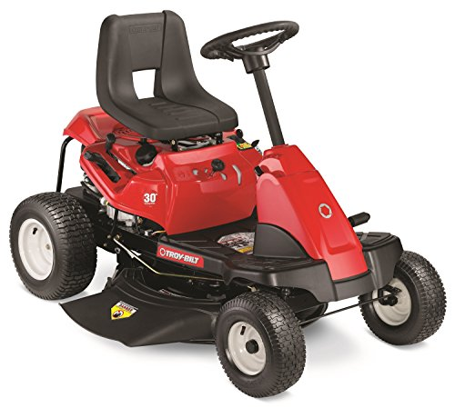 Troy-Bilt 420cc Premium OHV Riding Lawnmower, 30-Inch 13B226JD066 image