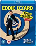 Eddie Izzard: Force Majeure Live [Blu-ray] [2013]