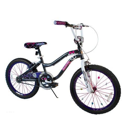 Dynacraft 20 inch BMX Bike - Girls - Monster High