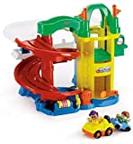51l7IThgziL. SL160  Fisher Price Little People Racin Ramps Garage
