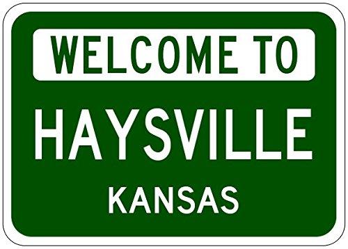 Haysville City Sign