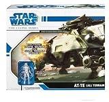Star Wars Clone Wars AT-TE (All Terrain Tactical Enforcer) Vehicle
