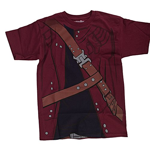 Guardians Of The Galaxy Rocket Starlord Drax Nova Costume T-shirts
