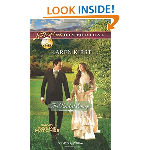 The Bridal Swap (Love Inspired Historical)