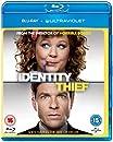 Identity Thief [Blu-ray + UV Copy] [2012]