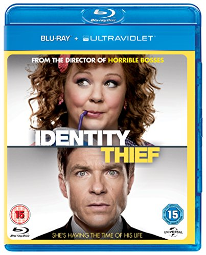Identity Thief [Blu-ray] [Import]