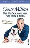 Die Glücksformel für den Hund: 98 Tipps vom Hundeflüsterer