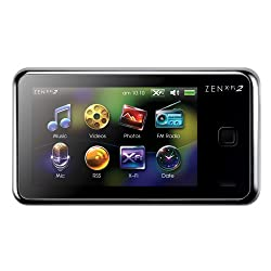 Creative ZEN X-Fi2 MP3 Player 8GB (Black)