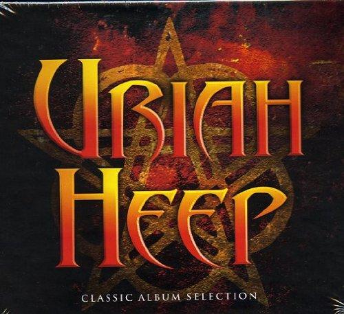 Uriah Heep - Classic Album Selection