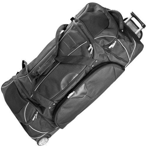Dermata Reisetasche XXL Rollenreisetasche 95