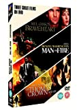 Man On Fire/Braveheart/The Thomas Crown Affair [DVD]