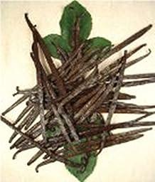 Premium Bourbon-Madagascar Vanilla Beans - 1/2 lb (50 to 60 beans) JR Mushrooms Brand